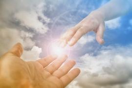 God's Saving Hand