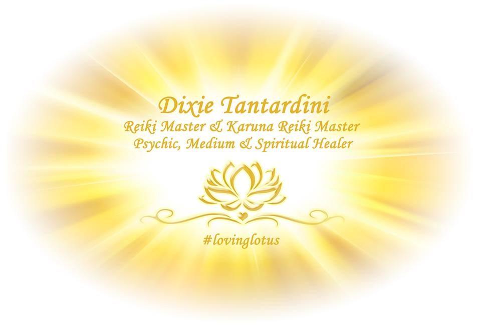 Dixie Tantardini – Psychic, Medium & Spiritual Healer
